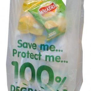 Environmentally Friendly Carrier Bags