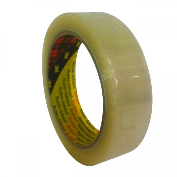 1 inch clear tape