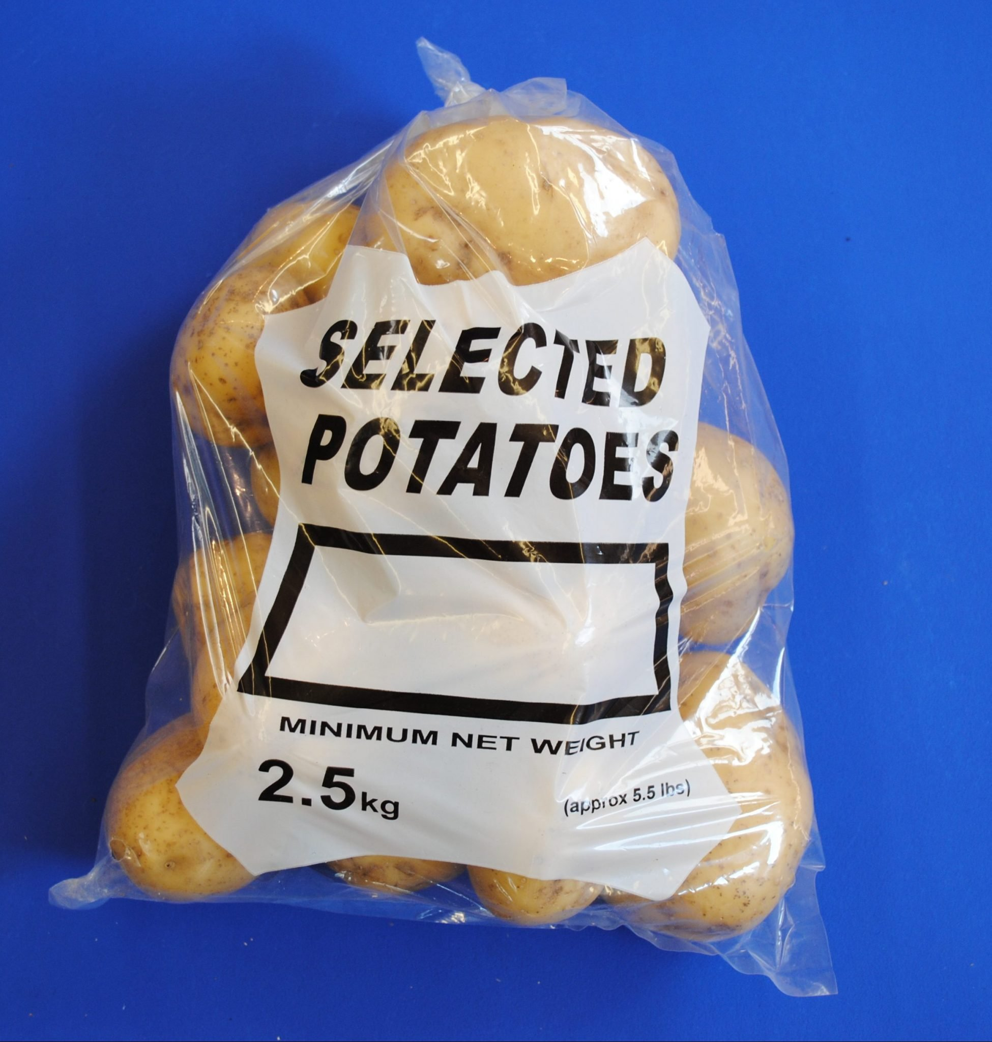 Potato Bags 2.5kg
