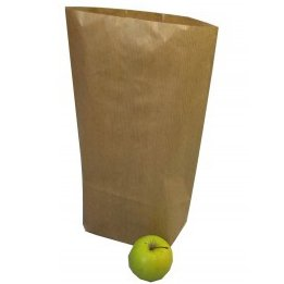 Block Bottom Paper Sack 14lb
