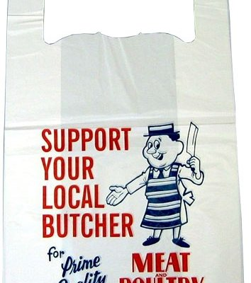 Carrier Bags (butchers)