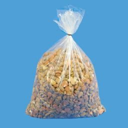 Thick Clear Polythene Bag