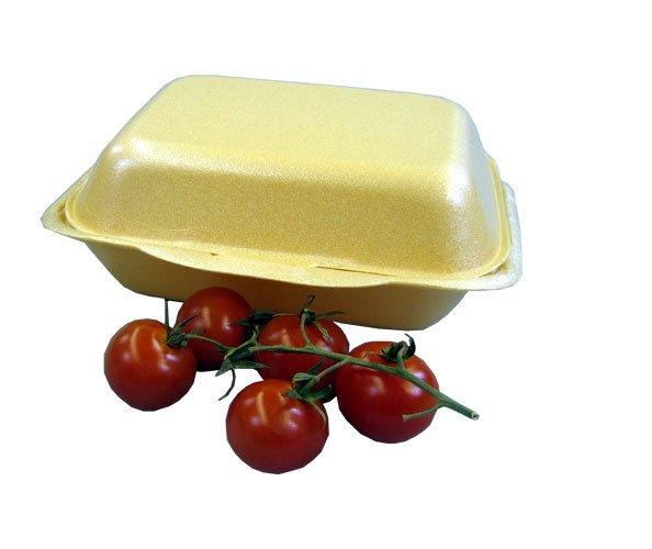gold hot food box