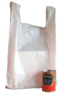 Jumbo Supermarket Carrier Bag