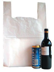 Jumbo Extra Strong Carrier Bag