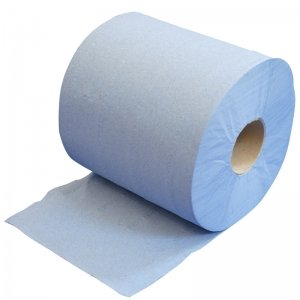 Blue Centre Feed Rolls