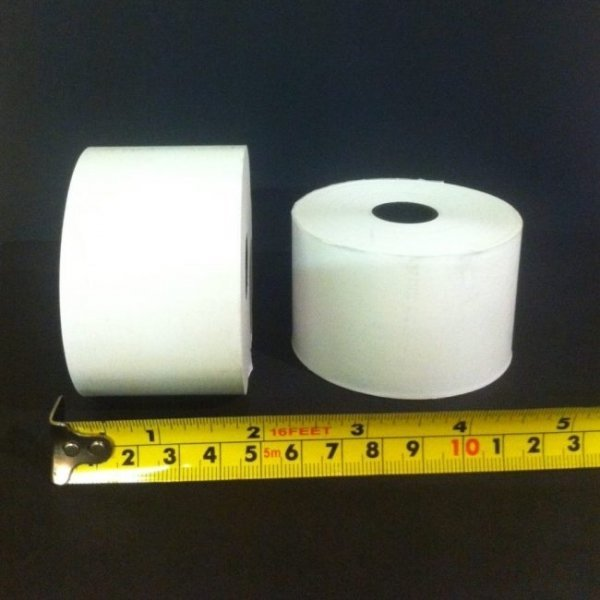 Our 44x70mm premium quality Thermal Till Rolls.