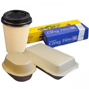 Catering Disposables and Food Packaging