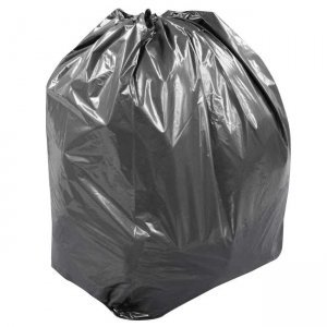 Loose Black Refuse Sacks